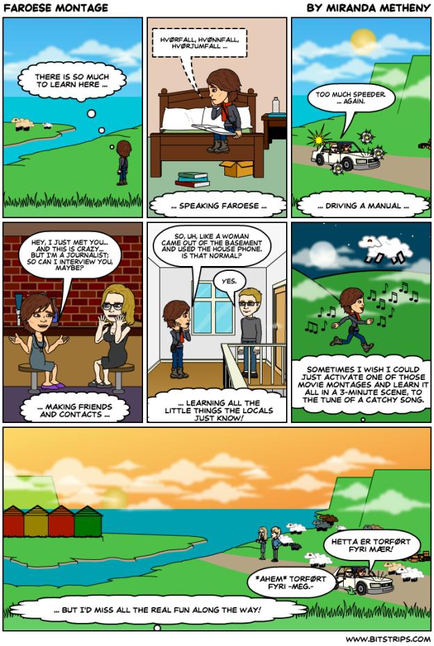 Montage Comic