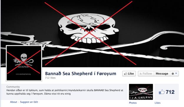 Ban Sea Shepherd