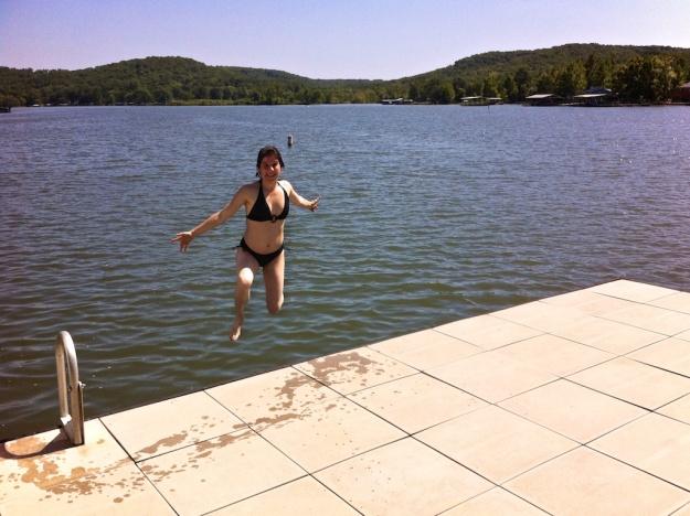 Summer in Missouri -- what's always been familiar suddenly feels unfamiliar.